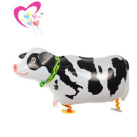 Animal Cow Shape Foil Balloon Farm Wedding Birthday Baby Shower Decor Cool