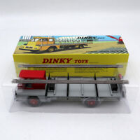Atlas Dinky Toys 885 CAMION SAVIEM S7 PORTE-FER Ring iron Diecast