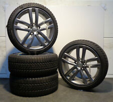 Original VW Salvador Winterkompletträder 225 40 R18 92H Pirelli 7,5J x 18 ET 51