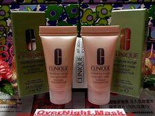 "2PCS x CLINIQUE Moisture Surge Overnight Mask◆(7ml/.24oz)◆"" Night "" FREE POST!!"