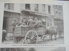 1916 die Woche 36 / Noyon / Berlin Charlottenburg Uhlandheim