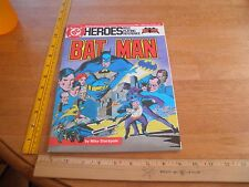 1985 DC Heroes RPG Role Playing Module 205 Batman Penguin Joker