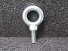 5/8' - 11 x 1-3/4' Shoulder Threaded Machinery Eye Bolt, Zinc