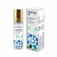 Vedaearth Under Eye Oil with Saffron, Lotus and Vetiver, 7ml