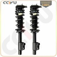 Rear Pair For Chevrolet Malibu 1998-2003 Complete Struts w/ Coil Spring & Mounts