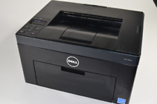 Dell C1760nw Color Laser Wireless Printer B&W and Color 600 DPI