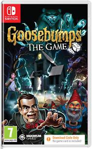 Goosebumps - Nintendo Switch Nintendo Switch