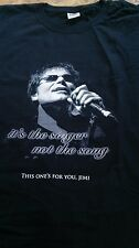 Jimi Jamison Survivor Memorial Crew Original Shirt XXL Rock Metal T-Shirt RAR !