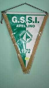 GAGLIARDETTO*G.S.S.I. AVELLINO 1972 * N.18