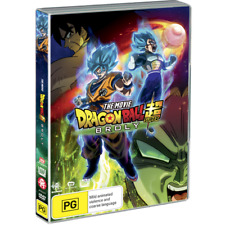 Dragon Ball Super the Movie: Broly (DVD, 2019) Region 4 (Brand New / Sealed)