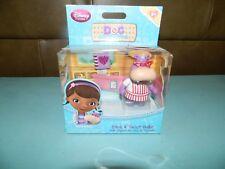 "Disney Store Doc McStuffins Blink & Twist Hallie Figures 3"" New"