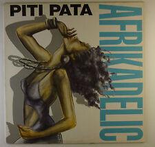 """12"""" Maxi - Afrikadelic - Piti Pata - L5512c - washed & cleaned"""