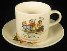 Johnson Australia Nursery Rhymes Cup & Saucer