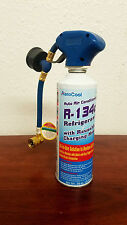 AeroCool Auto Air Conditioning Refrigerant R134a R-134A All In One Solution