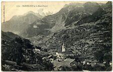 CPA 73 Savoie Sainte-Foy et le Mont-Pourri