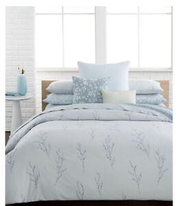 Calvin Klein Heather Queen Comforter and Two Standard Shams. Brand New!