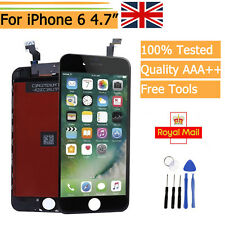 Black For iPhone 6 LCD Touch Screen Full Display Digitizer Replacement - Tools