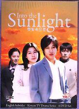 Into the Sunlight (DVD, 2008) YA Entertainment Box Set US Version