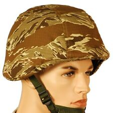 New Desert Tigerstripe PASGT Helmet Cover Ripstop Cotton