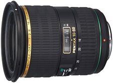 Pentax Ricoh 16-50mm f/2.8 DA ED AL (IF) SDM Zoom Lens