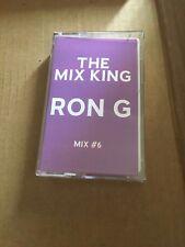 DJ RON G Mixes #6 CLASSIC HARLEM NYC 90s Cassette R&B Hip Hop Mix Mixtape Tape