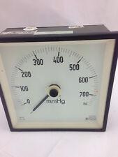 CROMPTONGauge - Square Face 0 - 700 mmHg, Input 4 - 20ma, 130mm x 130mm
