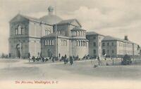 WASHINGTON DC – The Monastery – udb (pre 1908)