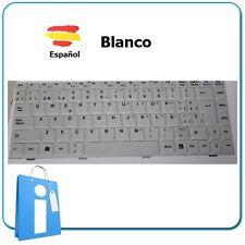 Teclado Portatil MSI 1221 PR200 1057 Medion 2120 MP-06836E0 MP-06836E0-C54 Blanc