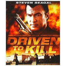 Driven to Kill Blu-ray 096009045517 Region A