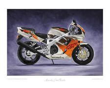 Honda FireBlade (1992) -  Limited Edition Collectors Print
