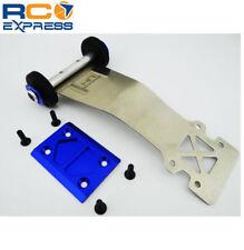 Hot Racing Traxxas Electric Rustler Stampede Stainless Steel Skid Plate STE13306
