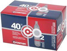 Crosman CO2 Powerlet Cartridges Airgun Gas 12 Gram Bullet Airsoft Gun BB Pellet