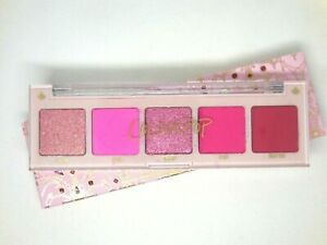Colourpop Too Haute Pressed Powder 5 Pan Pinks Eyeshadow Palette 4.15g / 0.15 oz