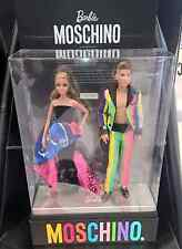 MOSCHINO BARBIE AND KEN GIFTSET 2016 BY Carlyle Nuera NRFB DISPONIBILI SUBITO
