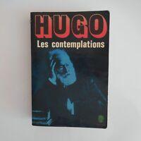 Victor Hugo Contemplations 1972 Librairie Générale Française littérature N5447