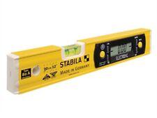 Stabila Tool 80A 30cm Electronic Spirit Level Digital Light 17323