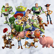 Cartoon Toy Story Wall Decal Sticker For Kids Rooms Vinyl Art DIY Home Decor 3D