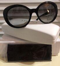 db2cb187186 Original Versace Ve 4318 Gb1 11 Black Frame Grey Shaded Lens Sunglasses 55