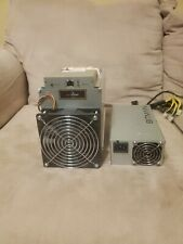 Antminer L3+ 504MH/s NEW WITH PSU