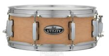 Pearl Modern Utility Maple Snare Drum 13x5 Matte Natural - MUS1350M224