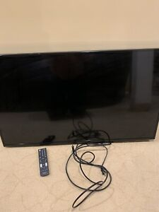 Insignia 42 Inch 1080p LED Tv HDMI And Remote Included Works Great No Legs