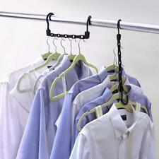 Wonder Hanger Max Closet Space Saving Magic Hangers Rack
