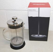 "(1000ml) - TOP FINEL Stainless ""FRENCH PRESS"" (Coffee Espresso Maker, Tea Pot)"