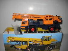 LIEBHERR LTM 1025 AUTOKRAN MENNEN & WITTROCK #2083 CONRAD 1:50 OVP