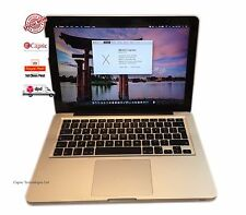 "Apple MacBook Pro 13"" i7 2.9Ghz Core 8GB RAM 750GB HDD A1278 Medio (2012)"