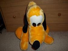 "Walt Disney World -Sitting Pluto Plush 10""- Old"
