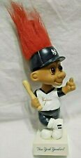 Russ Troll Bobble Head Doll New York Yankees Baseball 1992 Collectible GUC