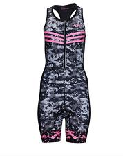 ZOOT - Women's LTD Tri Racesuit - High Viz Pink - SMALL