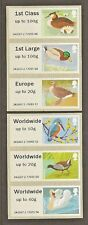 BIRDS 3  WINCOR COLLECTOR SET incl 40g  Post Go LUDGATE CIRCUS 242007 SCARCE L47
