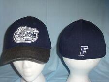 online store 0e580 6e1ec FLORIDA GATORS Post Stretch navy gray CAP HAT T.O.W Size Medium Large NWT